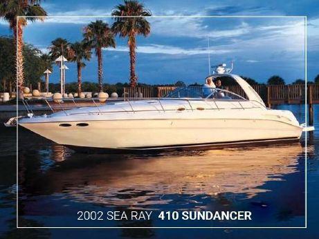 2002 Sea Ray 410 Sundancer
