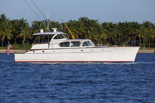 1958 Rybovich 54' Yachtfish