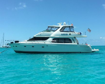 2006 Carver Yachts 56' VOYAGER SKYLOUNGE