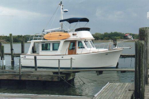 2002 Mariner Orient 34