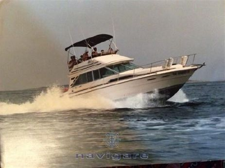 1987 Sea Ray Boats 340 SEDAN  BRIDGE