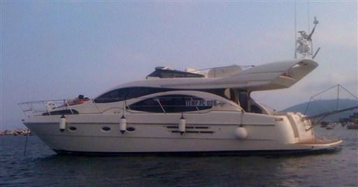 1997 Azimut AZ 46