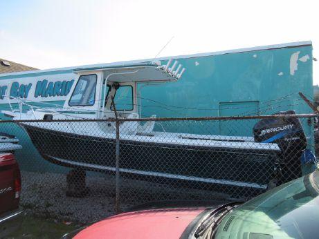 2001 Steiger Craft 21 Chesapeake