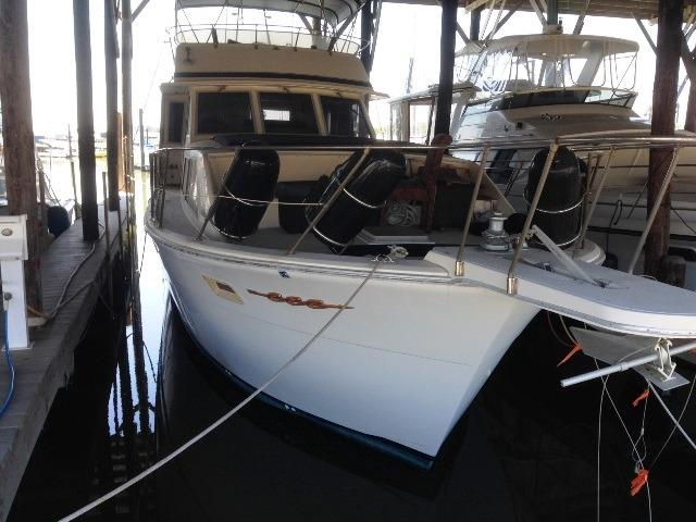 50 ft 1985 chris craft 500 constellation