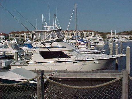 1987 Hatteras Sportfish