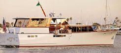 1962 Stephens Flush Deck Motor Yacht