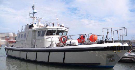 1987 Patrol Boat - Twin screw
