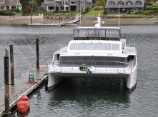 2007 Custom Power Catamaran