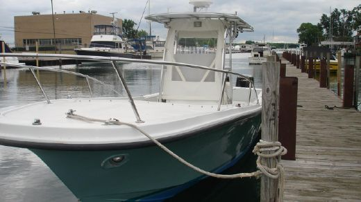 1980 True World Marine 28FT CC