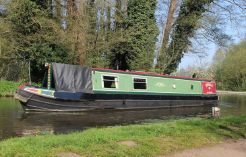 1993 Narrowboat 45' Mike Haywood Trad