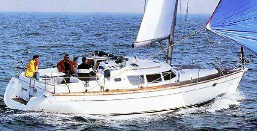 2000 Jeanneau Sun Odyssey 40 DS