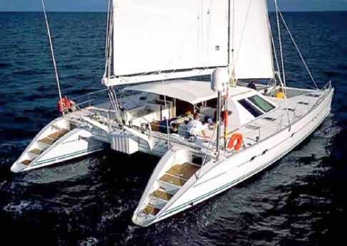 1988 Lagoon 550