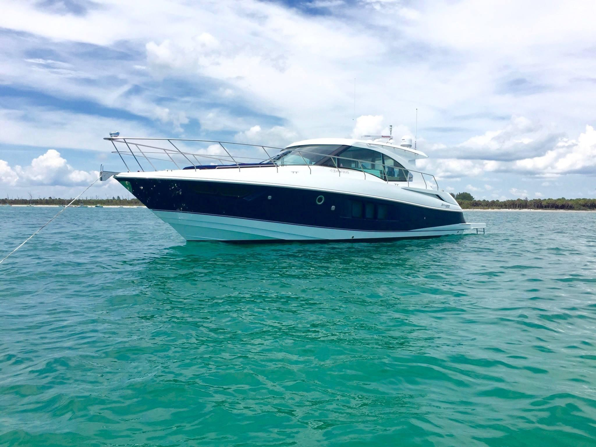 2014 Cruisers Yachts 45 Cantius Power New And Used Boats