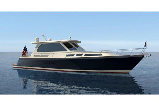 2018 Hunt Yachts 54