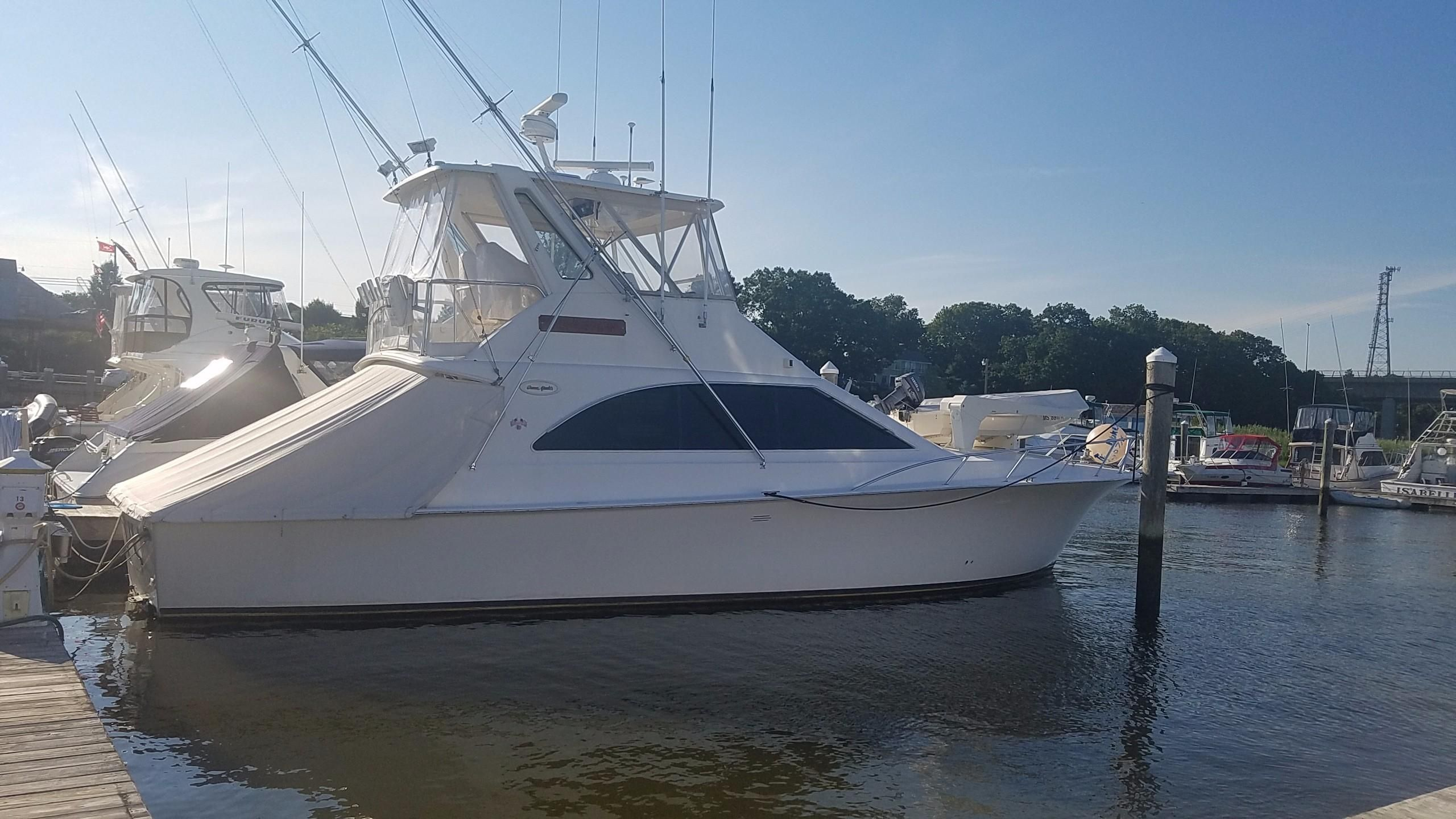 1999 ocean yachts 48 super sport power boat for sale www for Ocean yachts 48 motor yacht for sale