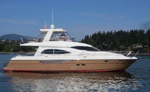 2003 Seavana Flybridge Motor Yacht