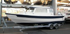 2015 C-Dory 25 Classic Cruiser