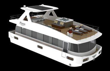 2019 Nordic Ocean Craft Catamaran 50 Hausboot