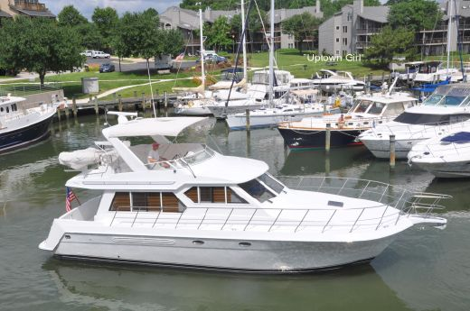 2003 Navigator Pilothouse, motivated