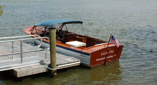 1965 Lyman 25 Sleeper
