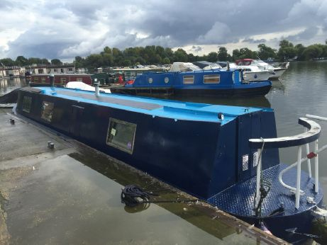 1993 Fox Narrow Boats 41' Traditional Stern