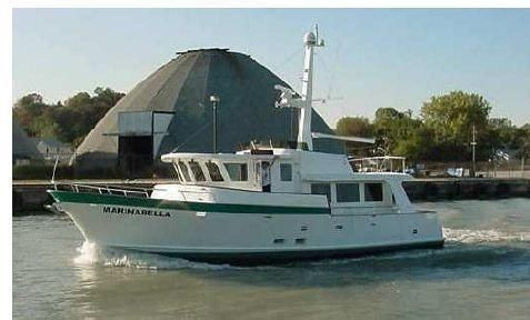 2000 Kanter Trans Oceanic Pilothouse