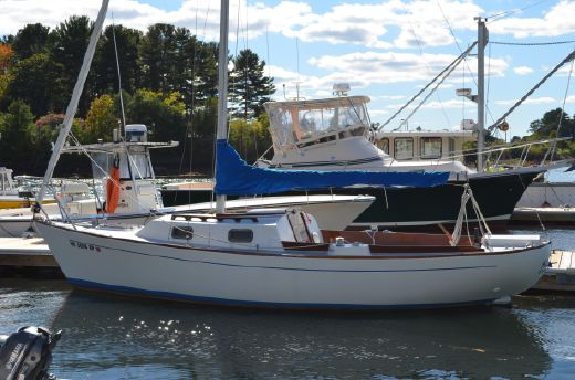 1985 Quickstep Sloop