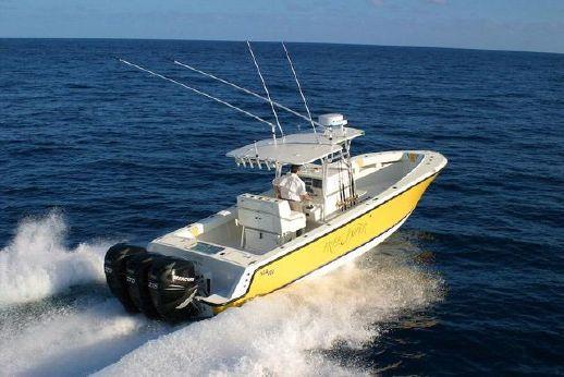 2005 Sea Vee 34 Center Console Open