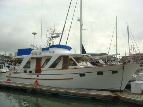 1980 Defever 48 Trawler