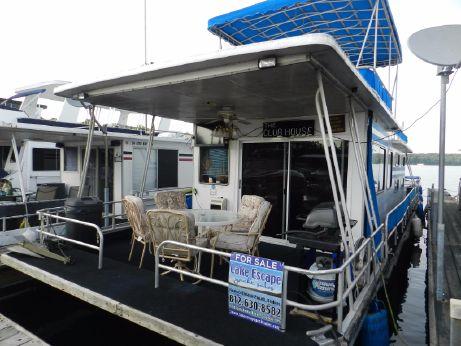 1983 Sumerset Houseboat