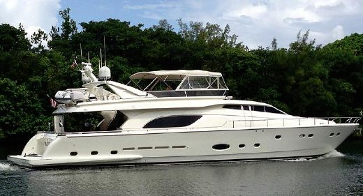 2004 Ferretti Yachts 810 Ferretti Group