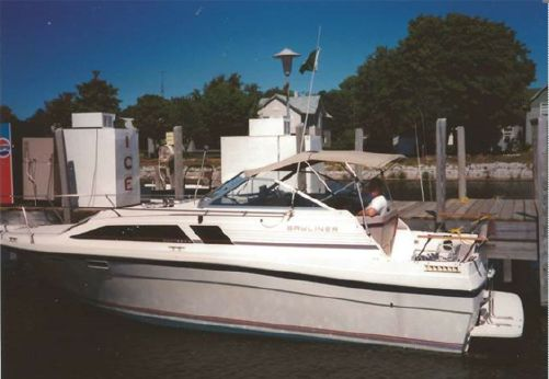 1985 Bayliner 2850 Contessa