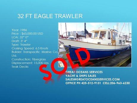 1986 Eagle Trawler