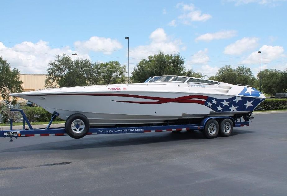 2006 Fountain 35 Lightning Power Boat For Sale - www.yachtworld.com