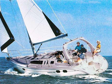 1999 Hunter 380