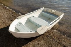 2019 Backwater Boats 7.5 Classic White