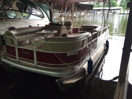 2014 Suntracker 22 DLX PARTY BARGE
