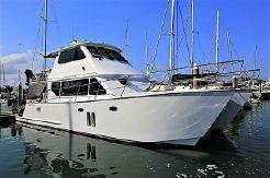 2011 Custom Coral Coast Power Catamaran