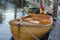 1990 Jugendkutterwerk Tuckerboot