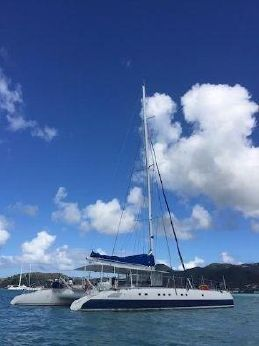 2001 Fountaine Pajot Tihiti - Day Charter