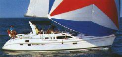 1999 Hunter Passage 450