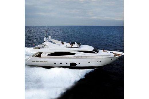 2010 Ferretti Yachts 881 HT