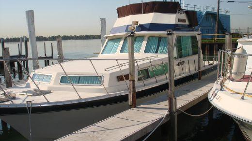 1979 Burnscraft 40 Motoryacht
