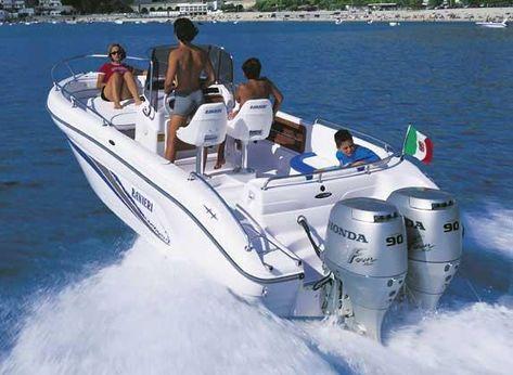 2001 Ranieri Voyager