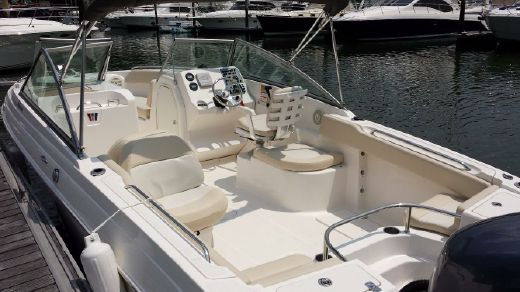 2013 Wellcraft 210 Dual Console