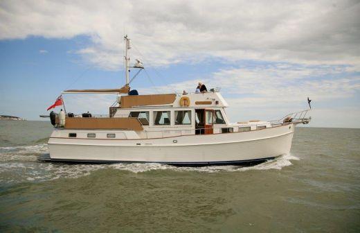 1997 Grand Banks 49 Motoryacht
