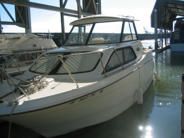 2001 Bayliner 2452 Classic Power Boat For Sale Www