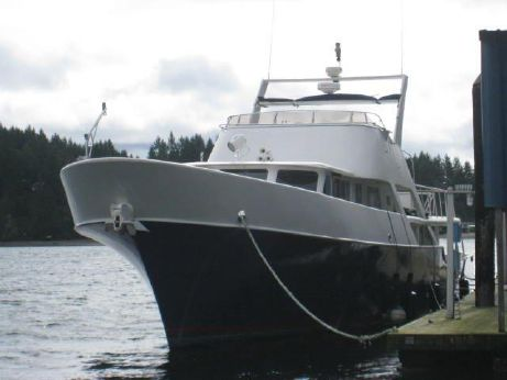 1965 Graftell Shipyards Expedition Trawler