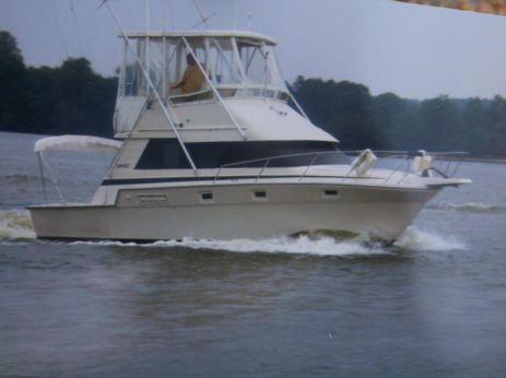 1988 Luhrs 342 Sport Fisherman