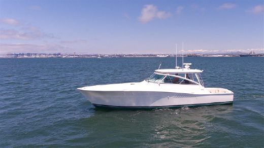 1998 Viking 43 Open